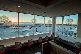 Atlanta Airport Floor Plan Delta Unveils Flagship Delta Sky Club At Atl Concourse B Delta