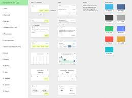 style guide android material design freebie download sketch