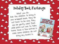 holiday book exchange letter holidays u0026 themes