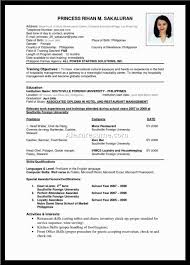 Sample Resume Objectives Pharmacy Technician by Fresher Mechanical Resume Resume For Your Job Application