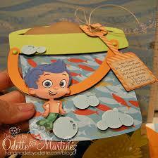 bubble guppies invitation idea bailey u0027s 2nd birthday bubble