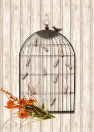 your s delight by s wall decor bird cage with