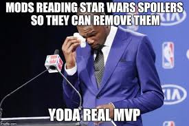 Ftfy Meme - being ok with reading the spoilers themselves so the rest of us