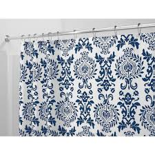 interdesign damask shower curtain walmart com