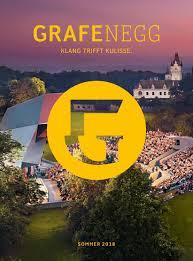 Eck K Hen G Stig Grafenegg Programm 2018 By Grafenegg I Klang Trifft Kulisse Issuu
