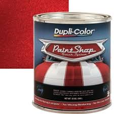dupli color car paint