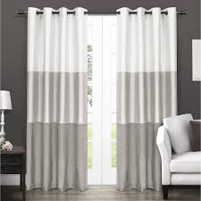 Black And White Stripe Curtains Best Navy And White Rugby Stripe Curtains 2018 Curtain Ideas