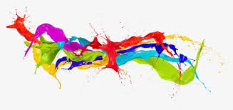 paint splash color paint sputtering png image for free download