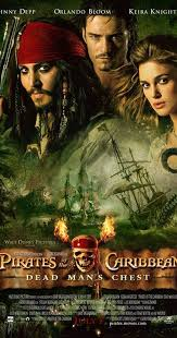 pirates caribbean dead man u0027s chest 2006 cast
