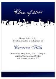 free graduation invitations free graduation invitation announcement white blue word