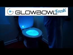 toilet light glowbowl fresh toilet light review your colorful nightlight guide