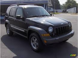 black jeep liberty 2006 black jeep liberty sport 4x4 16896775 photo 4 gtcarlot