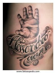 small tattoo ideas baby names 9 tattoospedia tatt pinterest