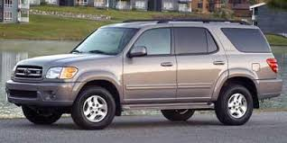 toyota sequoia reliability 2002 toyota sequoia utility 4d sr5 4wd expert reviews pricing
