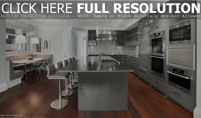 kitchen design for restaurant layout outofhome grey cabinets idolza