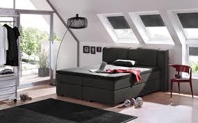 Schlafzimmer In Anthrazit Fey U0026 Co Boxspringbett Step 5 In Anthrazit Möbel Letz Ihr