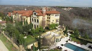 this luxury texas mediterranean mansion is reminiscent of grand