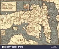 Dia Map England Map 16th Century Stock Photos U0026 England Map 16th Century