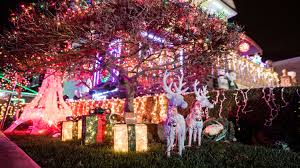 The Ultimate Retro Christmas Guide by Dyker Heights Christmas Lights 2017 Guide And How To Get There
