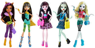 Monster High Halloween Full Movie by Amazon Com Monster High Best Ghoulfriends Doll Collection 5 Pack