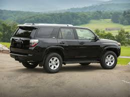 toyota suv cars new 2017 toyota 4runner price photos reviews safety ratings