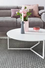 Wohnzimmertisch 100 X 80 Finebuy Design Couchtisch Mdf Holz Weiß Matt Gestell Metall ø 80