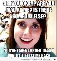 Answer Phone Meme - she s funny independent and a demon in bed 16 signs that your