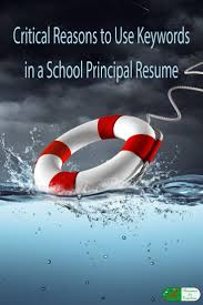Federal Jobs Resume Keywords by 110 Best Teacher And Principal Resume Samples Images On Pinterest
