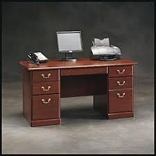 Sauder August Hill Computer Desk Sauder Heritage Hill Computer Desk With Hutch