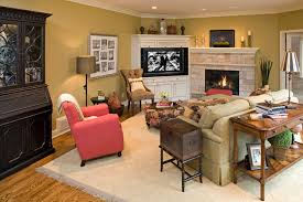 Corner Tv Stands With Electric Fireplace by Corner Electric Fireplace Tv Stand Living Room Eclectic With Area
