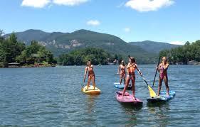North Carolina lakes images 30 lakes in 30 days lake lure north carolina sup magazine png