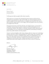 bunch ideas of job recommendation letter sample for a student