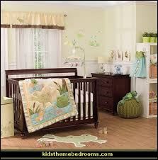 Frog Crib Bedding Crib Bedding Outstanding Brown Wooden Baby Crib Also Pink