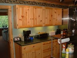 knotty pine cabinets painted loccie better homes gardens ideas