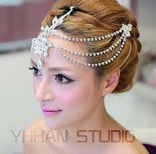 bridal headpieces arabic swarovski bridal tiaras silver vintage wedding