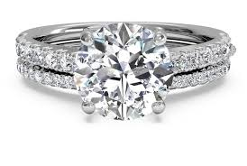 engagement rings and wedding band sets engagement rings and matching wedding bands ritani