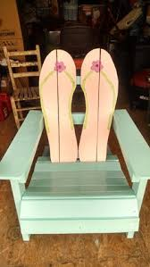 flip flop chairs flip flop adirondack chair my projects house