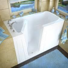 60 X 32 Bathtub Therapeutic Tubs Aspen 60 U0027 U0027 X 32 U0027 U0027 Soaking Bathtub Walmart Com