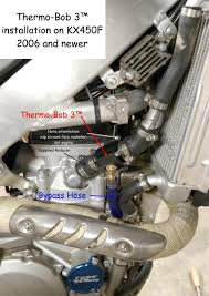 thermo bob 3 for kx450 2006 2015