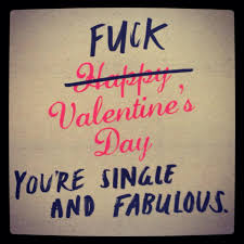 happy valentine u0027s day single holiday madness pinterest
