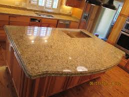 granite kitchen countertop u0026 island u2013 crafted countertops