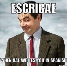 Spanish Meme Generator - 58 best jaja jueves spanish class images on pinterest spanish