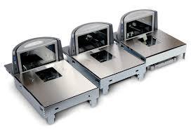 datalogic magellan 8400 bi optic scanner