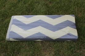 Rv Patio Rug Chevron Design Rug Available In Two Color Selections