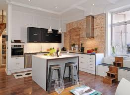 backsplash wall tiles black wooden kitchen cabinet fiberglass bowl