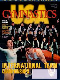 usa gymnastics may june 1998 by usa gymnastics issuu