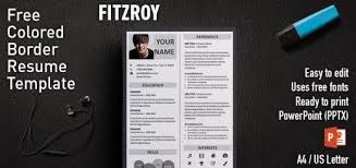 powerpoint resume template 15 infographic resume ideas for serious business professionals