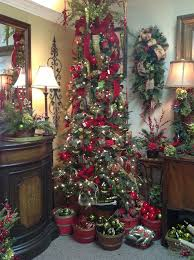 Tall Christmas Mantel Decorations by