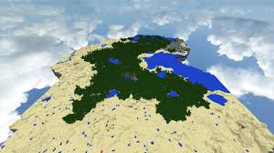 World Biomes Map by How Large Are U0027large Biomes U0027 Really This Is A Render Of One