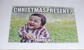 Christmas Present Meme - a christmas gift made of internet memes thechive